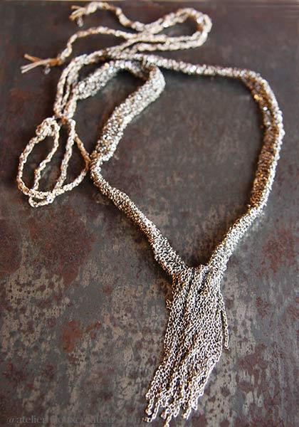 Collier Arya Tie