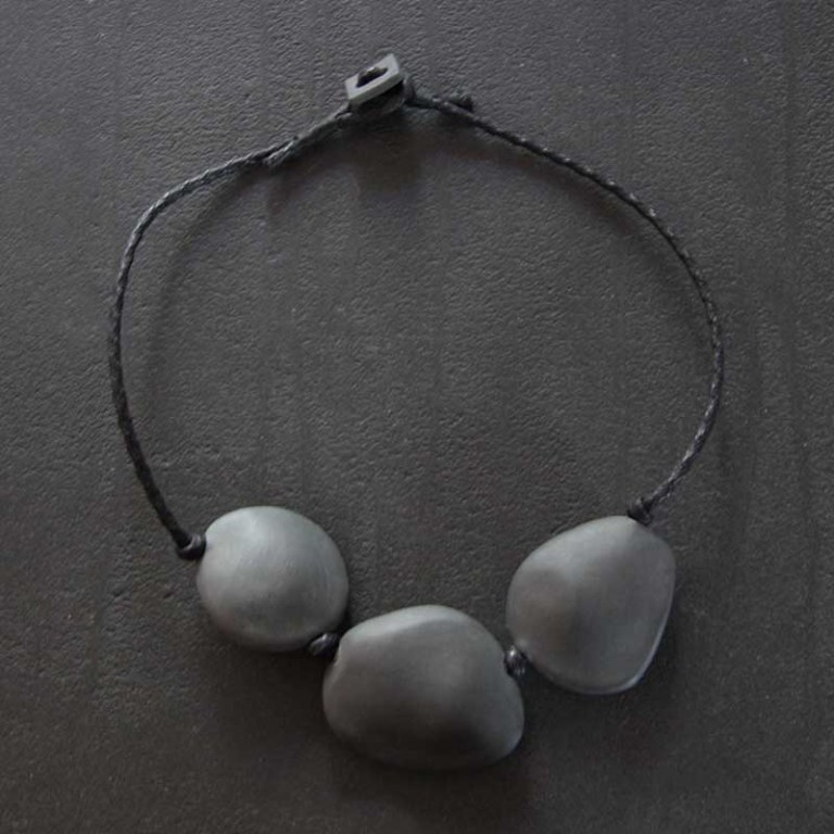 Collier 3 Galets