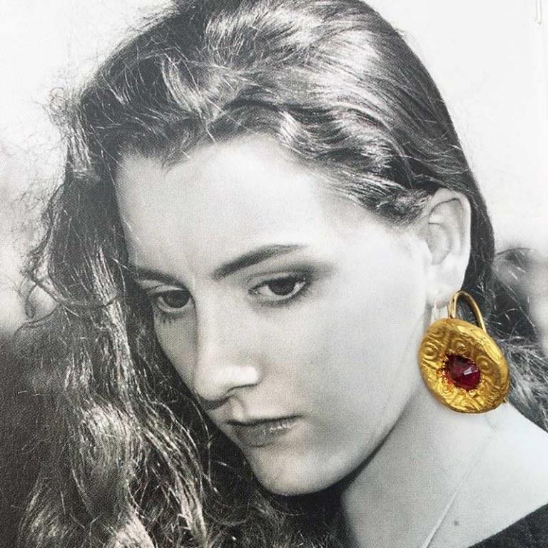 Boucles d'Oreilles  Or & Diamants