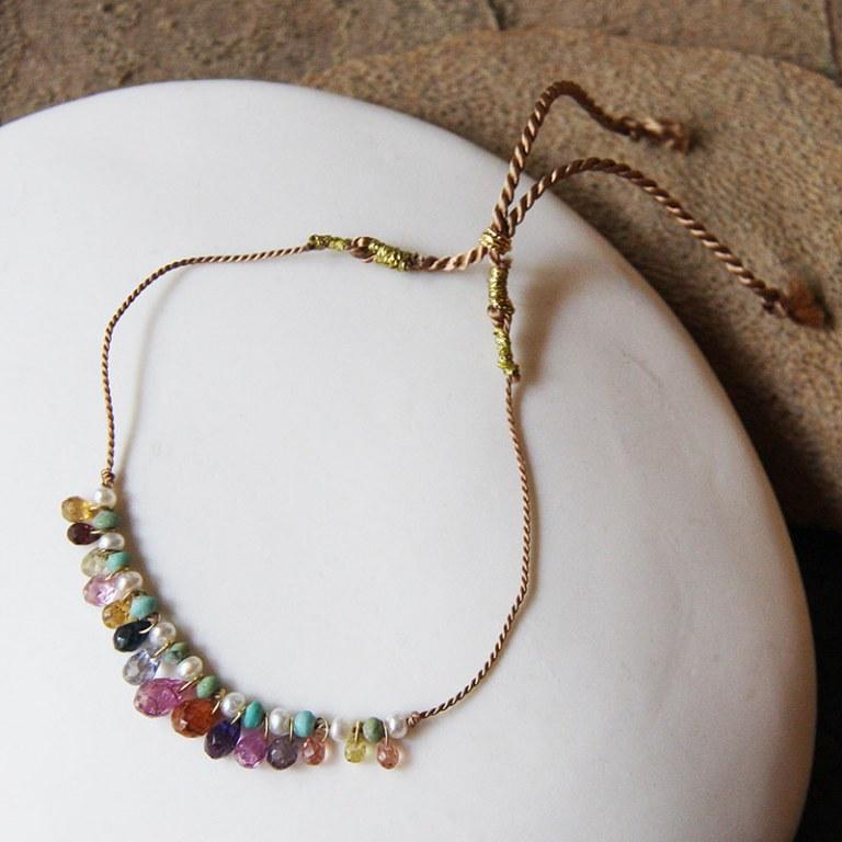 Bracelet Kan Saphirs