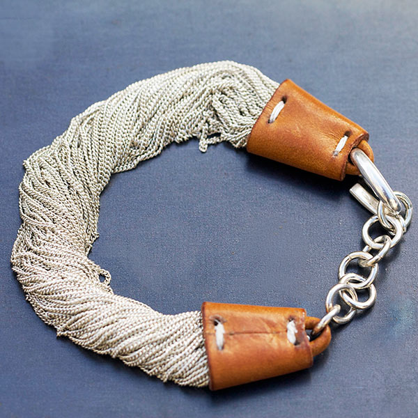Bracelet Globe Trotteur