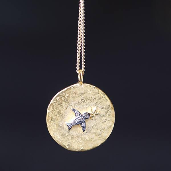 Médaille collier Arnold