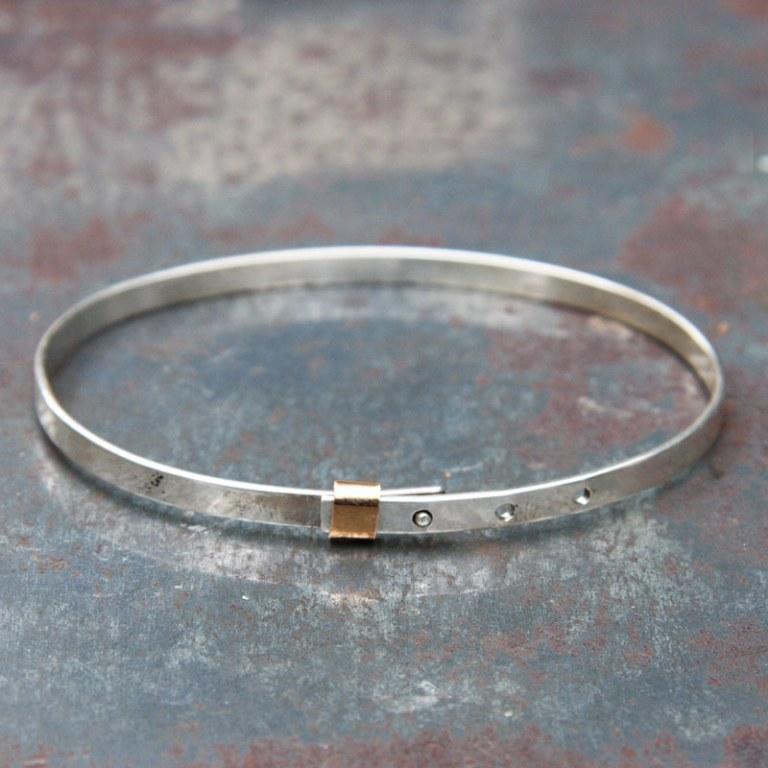 Bracelet Argent/Or