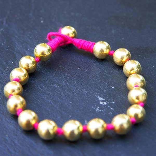 Bracelet Sandy Or