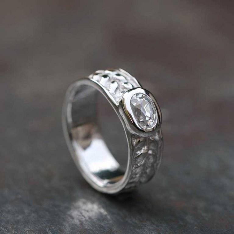 Anneau César Diamant