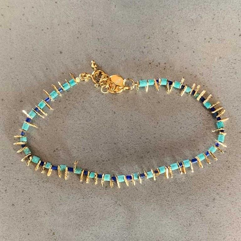 Bracelet Boy Blue
