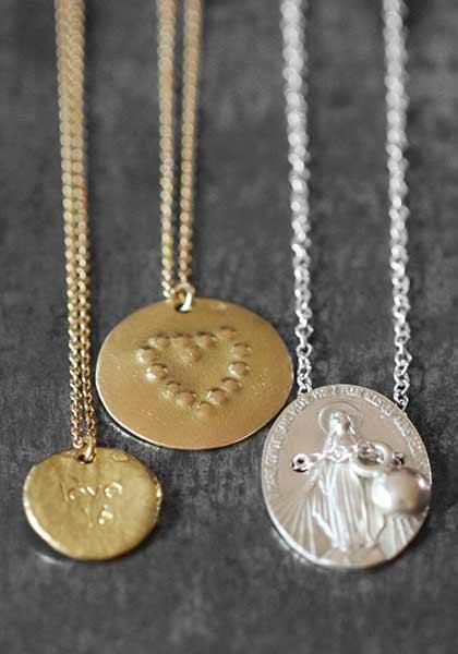 Médailles & charm's