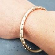 Bracelet Jonc Bulles d'Amour PM