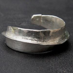 Bracelet Saturne Argenté
