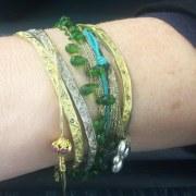 Bracelet Or gris Dt