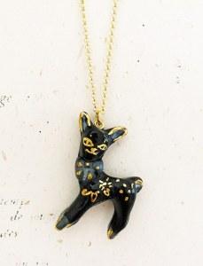 Collier  Bambi
