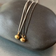 Collier Gramme Or