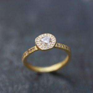 Bague Sentiment Diamants