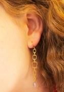 Boucles d'oreilles Alexia