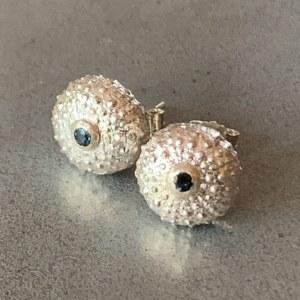 Boucles d'oreilles Oursin