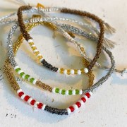 Bracelet Fin Azila Laiton Brut