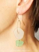 Boucles d'oreilles Longues