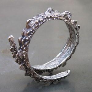 Bracelet Manchette Dragon