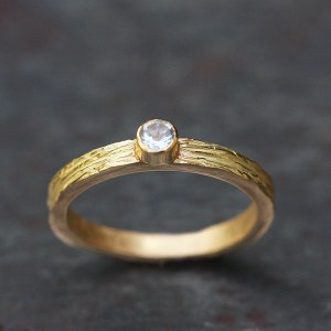 Bague Scortea Aigue-Marine