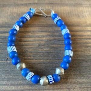 Bracelet Simple Bleu