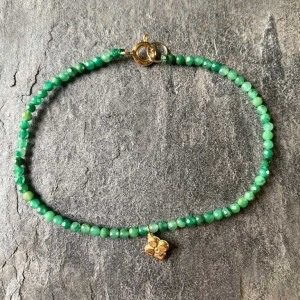 Bracelet Ispahan Emeraudes