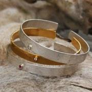 Bracelet Ecorce Vermeil