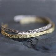 Bracelet or & diamants
